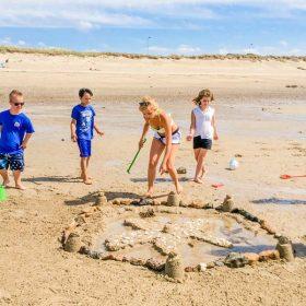 Camping 4 étoiles plage Normandie