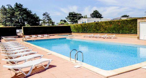 Camping avec piscine Normandie
