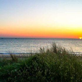 camping bord de mer Normandie