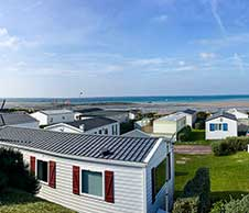 location camping Normandie