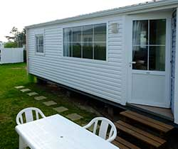 location mobile home Normandie