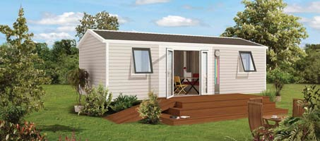 location accessible à tous camping normandie