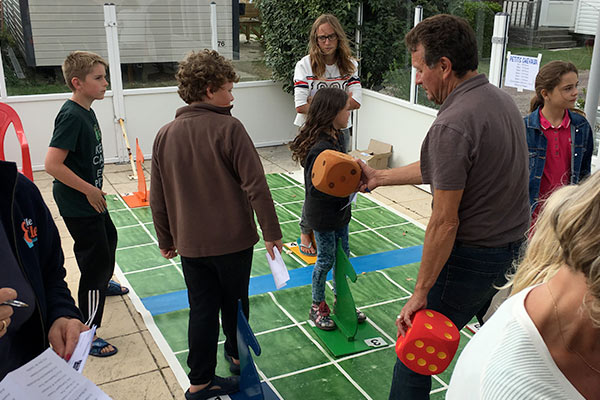 camping animations famille