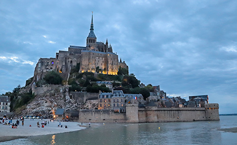 camping proche mont st michel