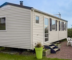location mobil home Gouville